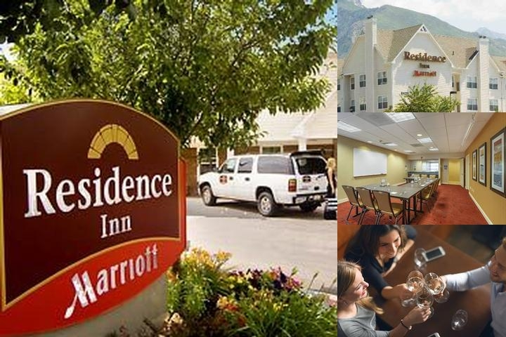 Residence Inn Cottonwood photo collage