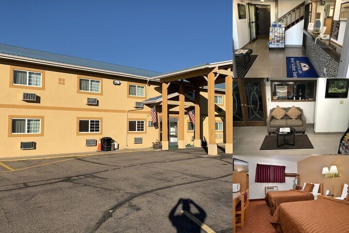 Americas Best Value Inn & Suites Sidney photo collage