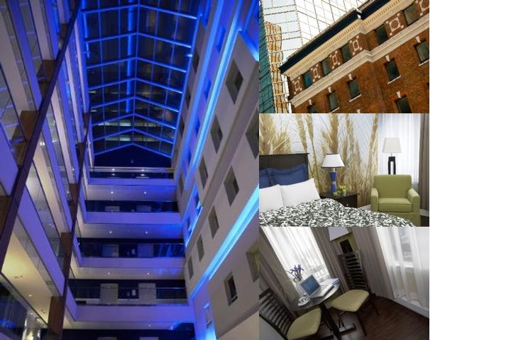 Hotel Indigo Ottawa photo collage