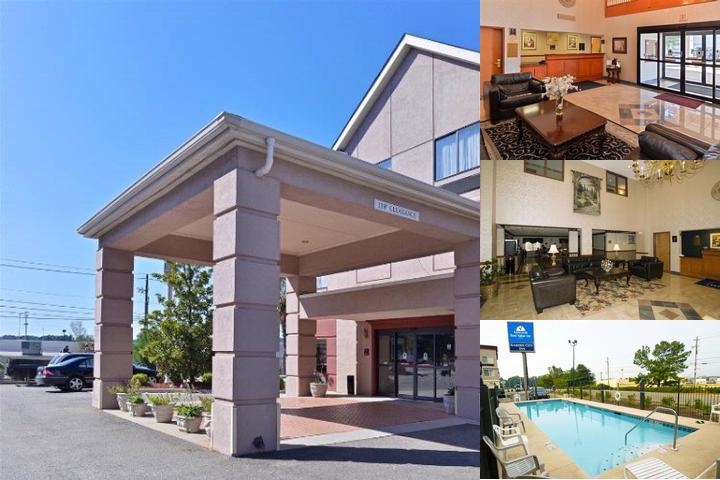 Americas Best Value Inn & Suites Augusta / Garden City photo collage