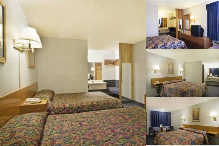 Americas Best Value Inn Carson City photo collage