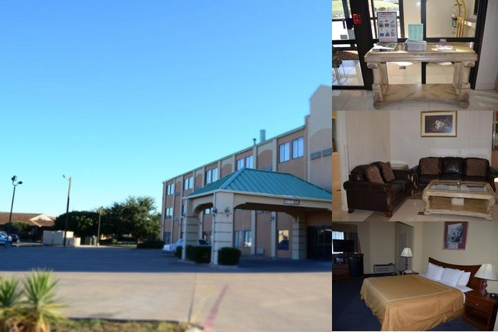 Americas Best Value Inn & Suites Abilene Mall photo collage