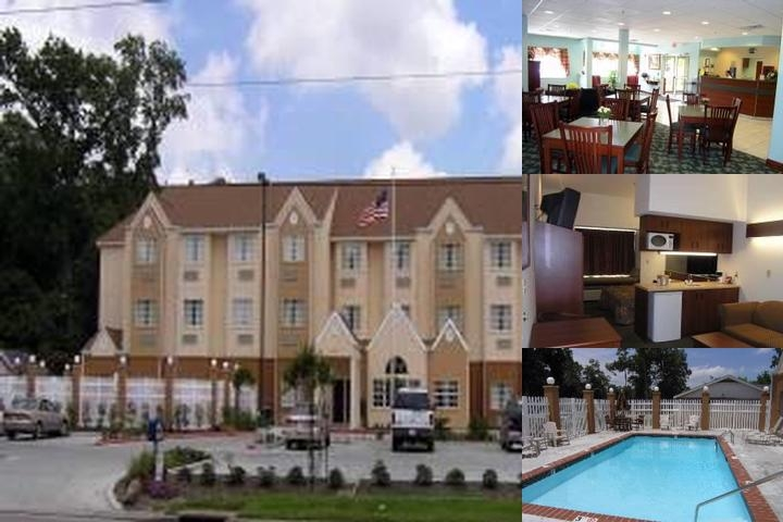 Americas Best Value Inn & Suites Lake Charles / I 210 Exit 5 photo collage