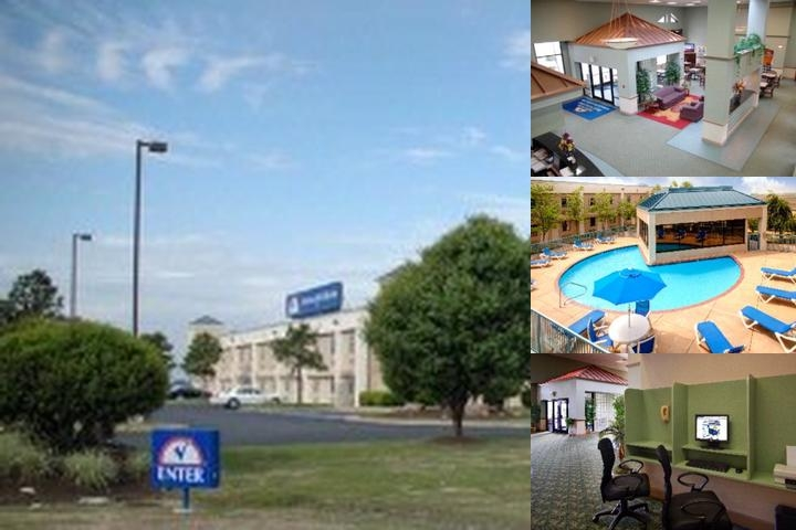 Americas Best Value Inn Tunica Resort photo collage
