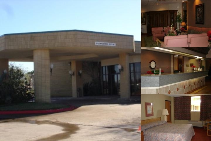 Americas Best Value Inn & Suites Texas City / La Marque photo collage