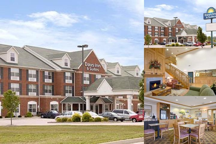Americas Best Value Inn & Suites Marion photo collage
