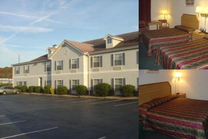 Americas Best Value Inn Chattanooga / North photo collage