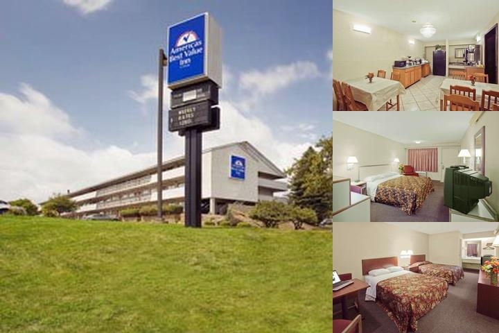 Americas Best Value Inn Pittsburgh Airport photo collage