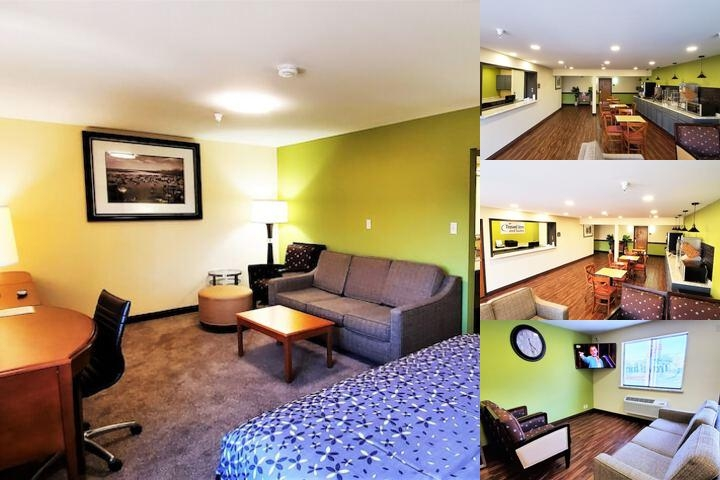 Country Hearth Inn & Suites Sikeston photo collage