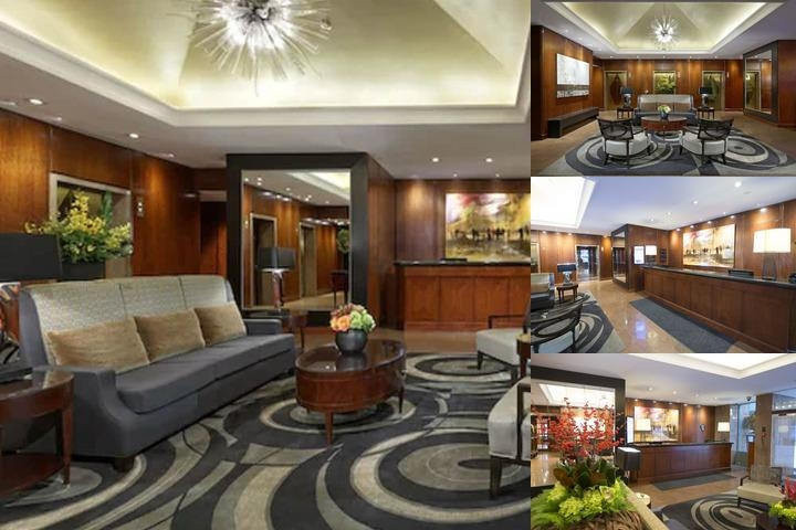 Cambridge Suites Hotel Toronto photo collage