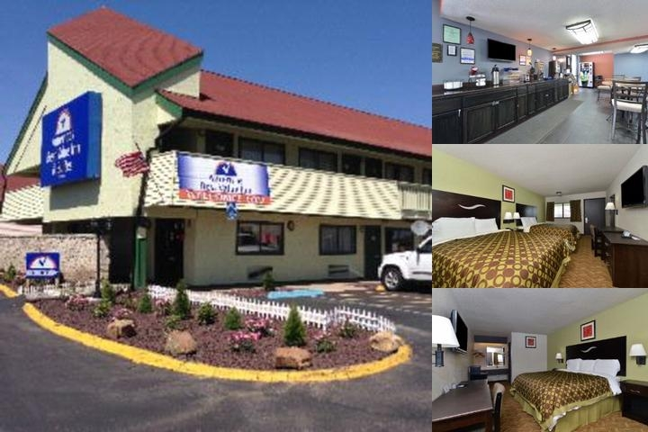 Americas Best Value Inn Kansas City East / Independence photo collage