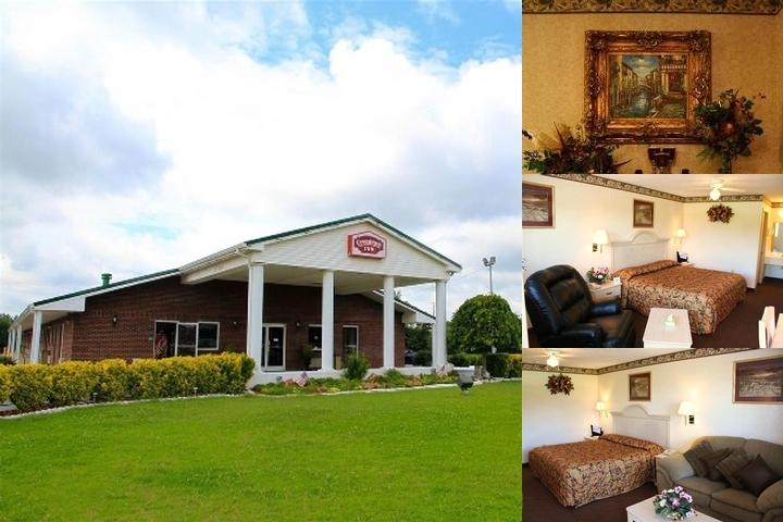 Country Hearth Inn & Suites Union City photo collage