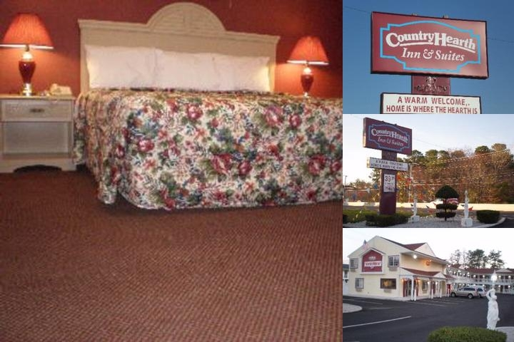Country Hearth Inn & Suites Galloway / Atlantic City photo collage