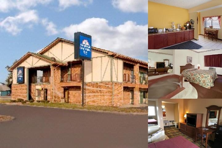 Americas Best Value Inn Livonia / Detroit photo collage