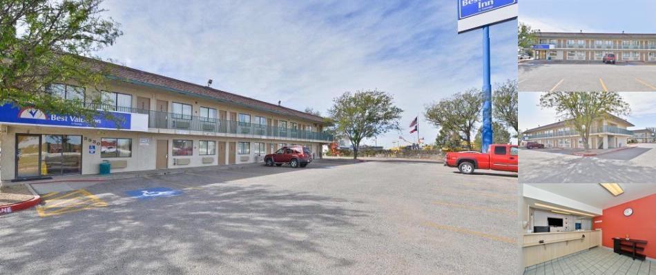 Americas Best Value Inn Amarillo Airport Grand Street Photo Collage