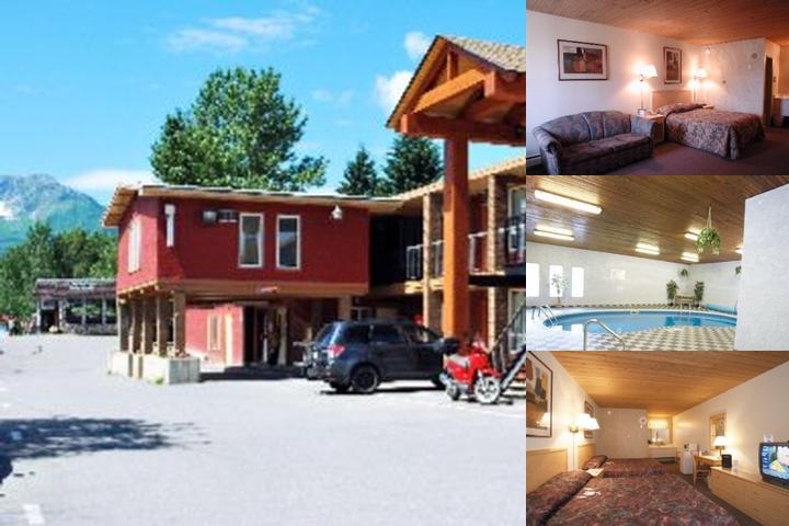 Canadas Best Value Inn & Suites Fernie photo collage