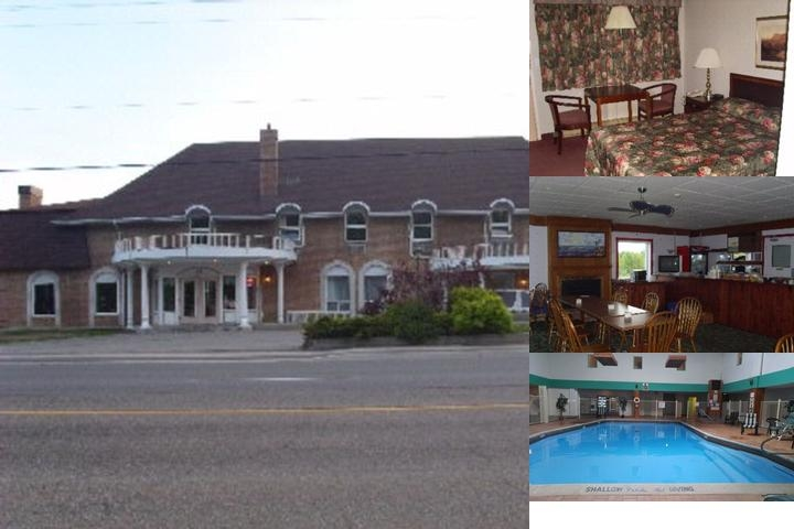 Canadas Best Value Inn & Suites Parry Sound photo collage
