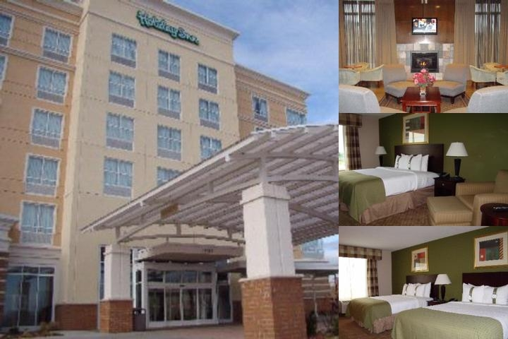 Holiday Inn Kci Airport photo collage