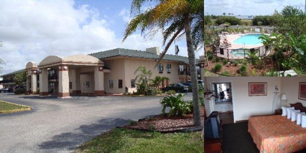 Americas Best Value Inn & Suites Punta Gorda / Port Charlotte photo collage