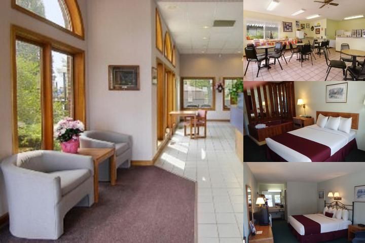 Americas Best Value Inn St. Ignace photo collage