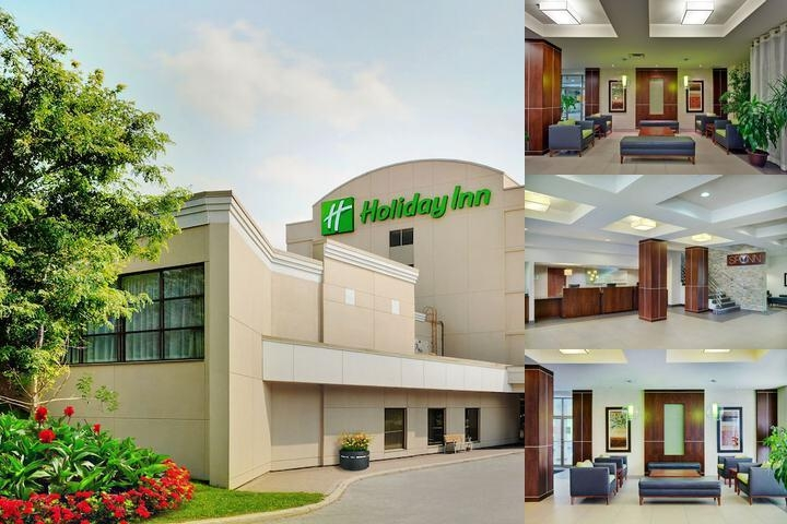 Holiday Inn Barrie Hotel & Conference Centre photo collage