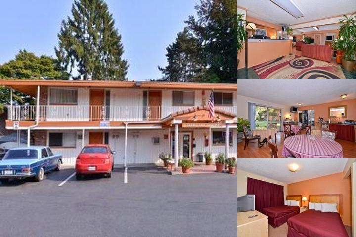 Americas Best Value Inn & Suites Tukwila / Seatac Airport photo collage