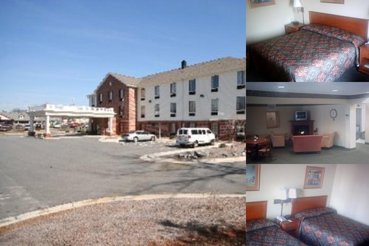 Country Hearth Inn & Suites Lexington photo collage