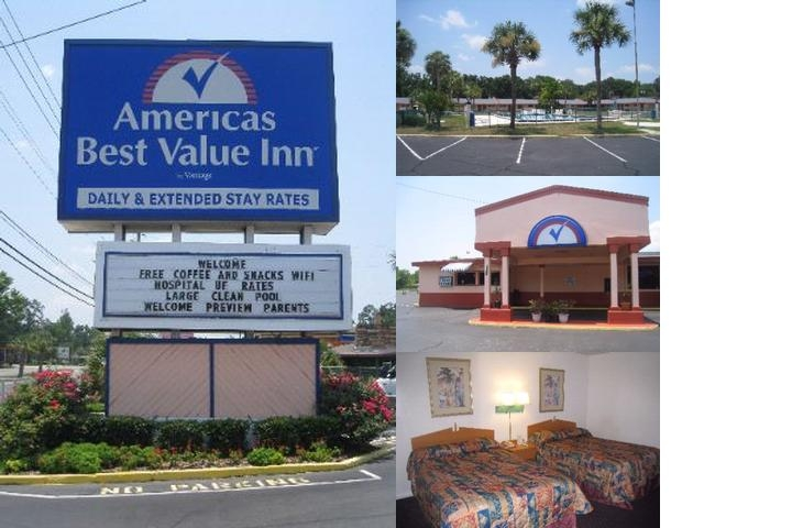 Americas Best Value Inn University of Florida / Shands photo collage