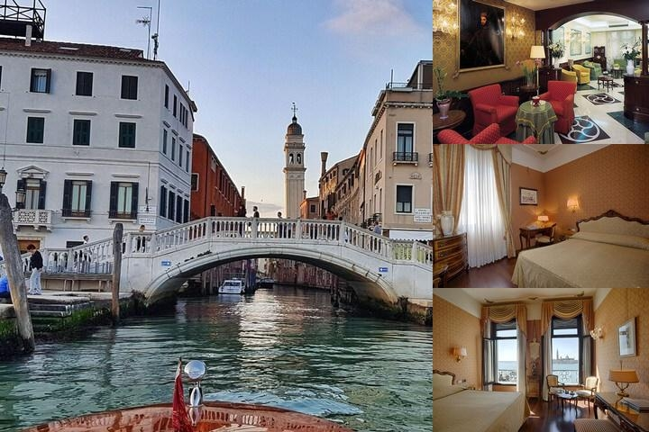 Hotel Locanda Vivaldi photo collage