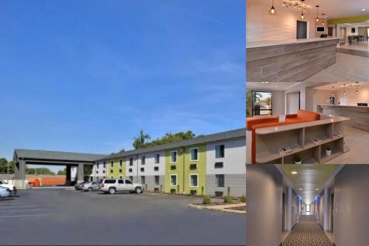 Americas Best Value Inn Memphis / Airport photo collage