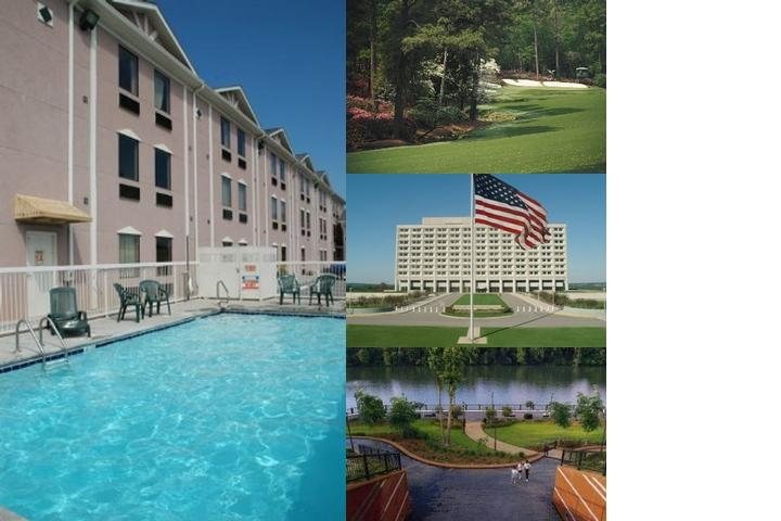Jameson Inns Augusta / Grovetown photo collage