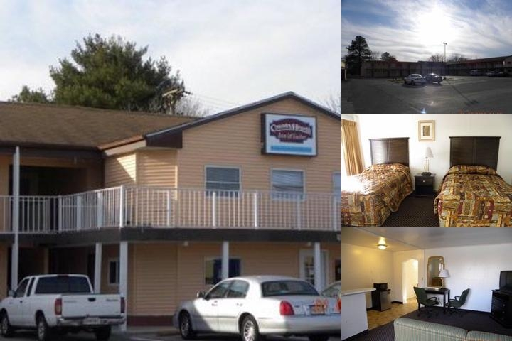 Country Hearth Inn & Suites Delmar photo collage