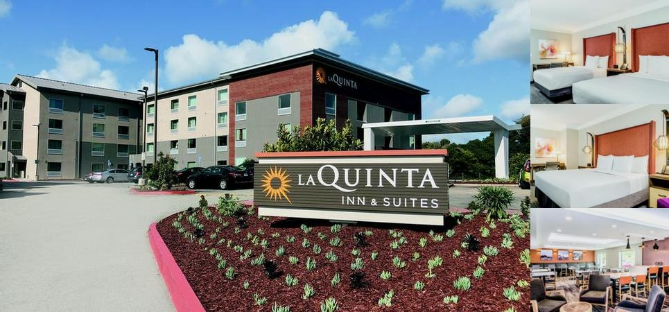 La Quinta Inn & Suites San Francisco Airport North photo collage