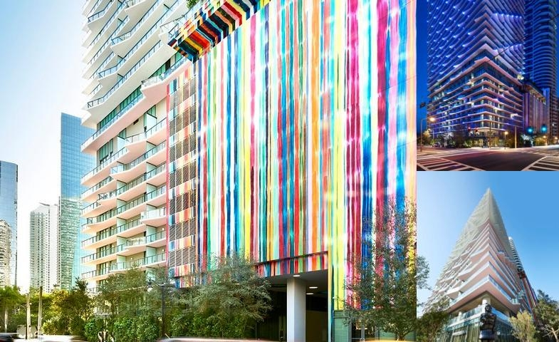 Sls Brickell Hotel & Residences photo collage
