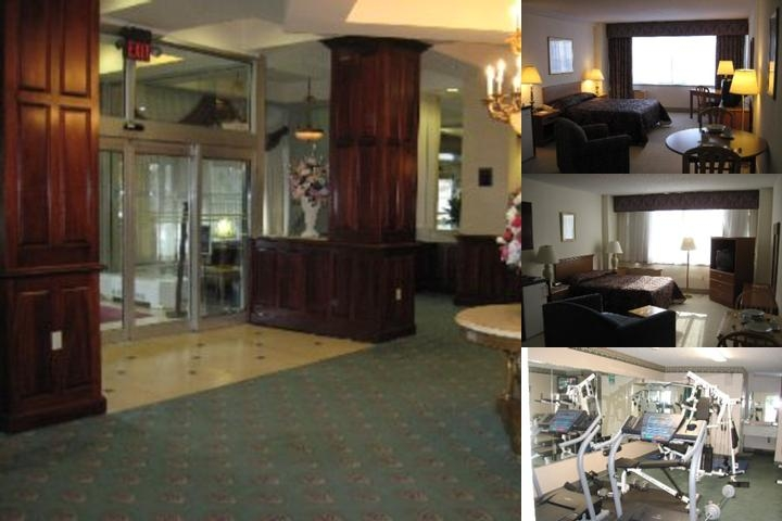 The Esplanade Hotel photo collage