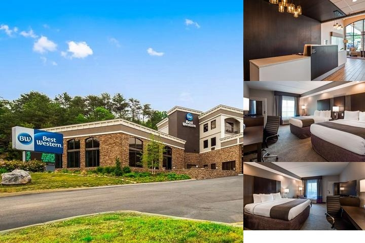 Best Western Sevierville / Kodak Inn photo collage