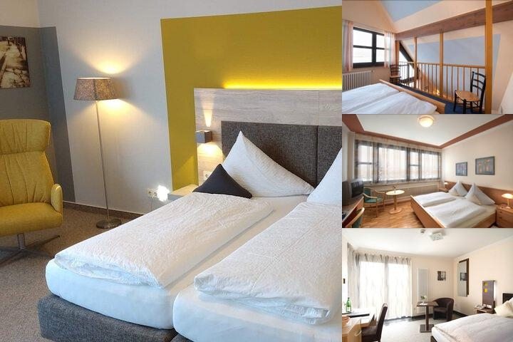Burgstadt Hotel photo collage