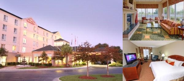 Hilton Garden Inn Baton Rouge Airport photo collage
