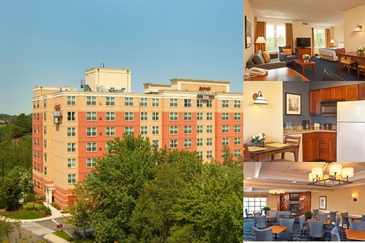 Residence Inn by Marriott Woburn photo collage