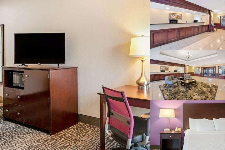 La Quinta Inn & Suites Houston at Magnolia by Wyndham photo collage