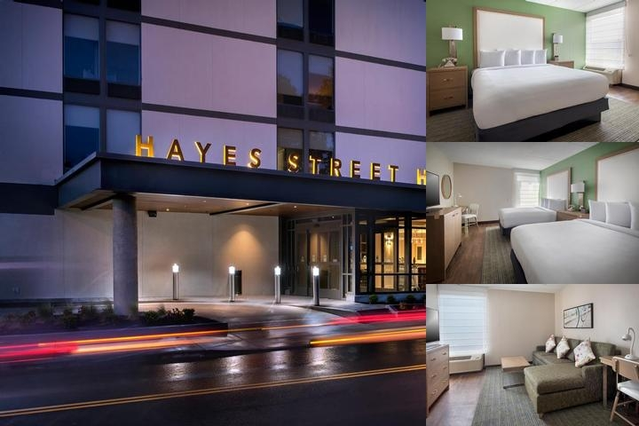 The Hayes Street Hotel photo collage