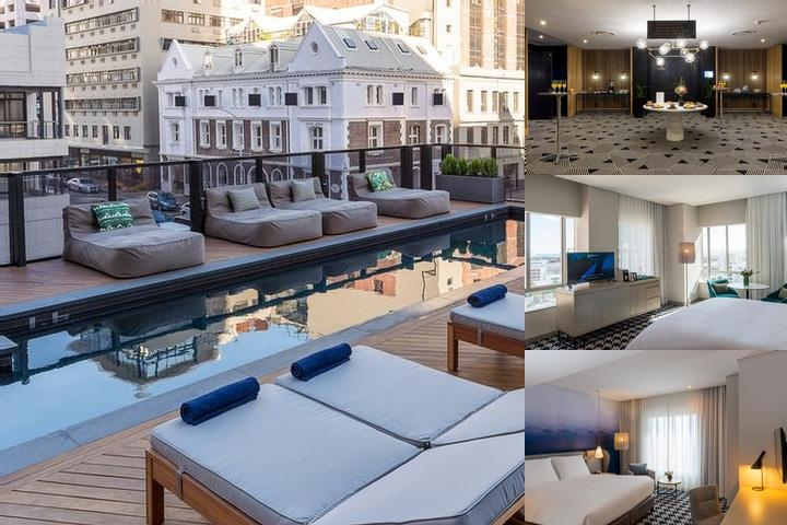 Radisson Blu Hotel & Residence Cape Town photo collage