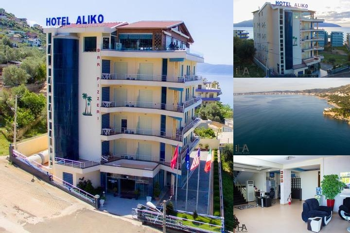 Hotel Aliko photo collage