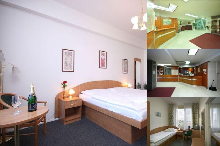 Hotel Legie photo collage