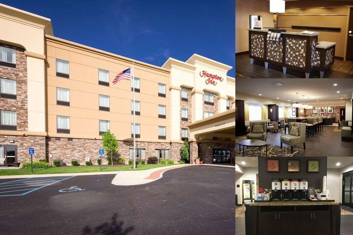 Hampton Inn Nw / Zionsville photo collage