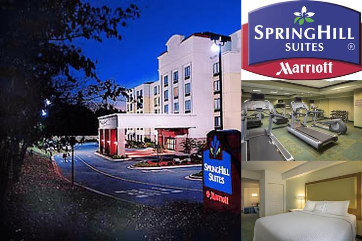 Springhill Suites Charlotte Airport photo collage