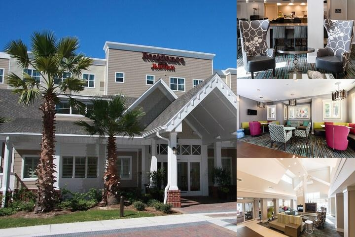 Residence Inn Amelia Island photo collage