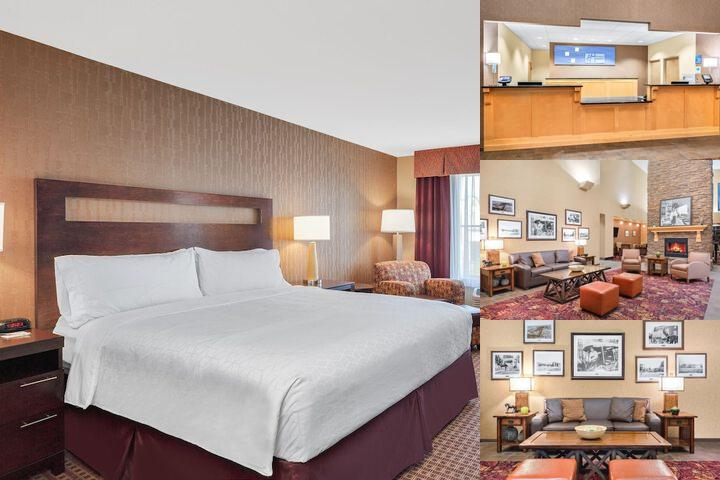 Holiday Inn Express & Suites Gillette photo collage