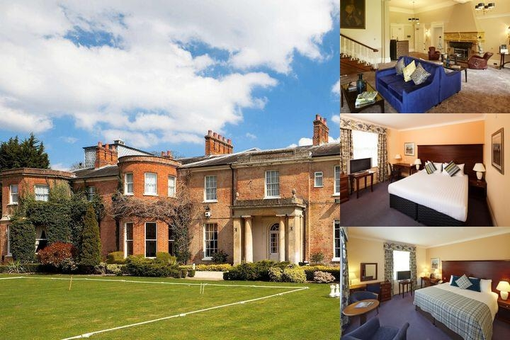Mercure Newbury Elcot Park Hotel photo collage