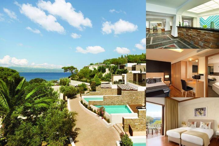 Wyndham Loutraki Poseidon Resort photo collage